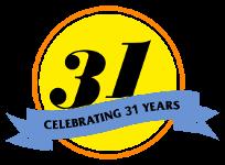 Celebrating 31 Years