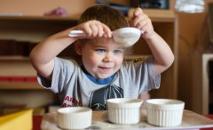 Montessori Programme